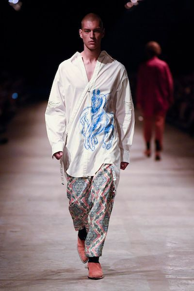 BED j.w. FORD 2019SS Collection
