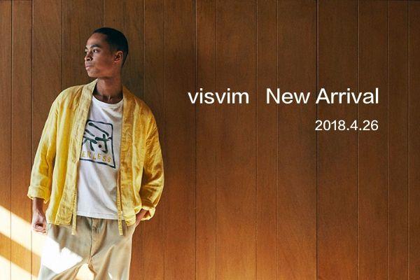 visvim New Arrival (2018.4.26)の写真