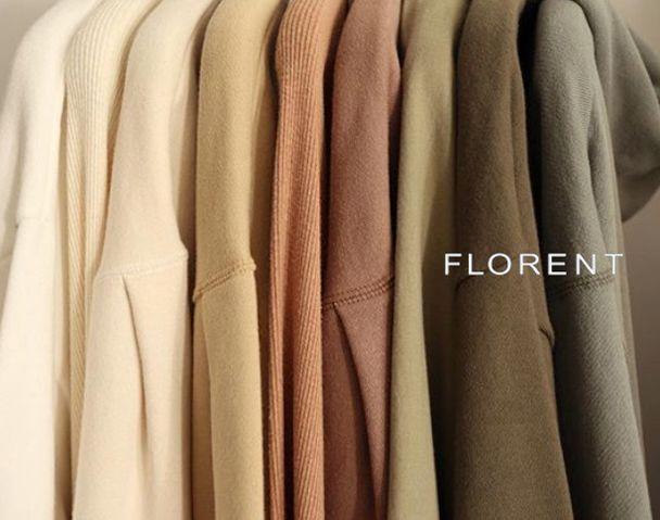 FLORENT / 新作アイテム入荷