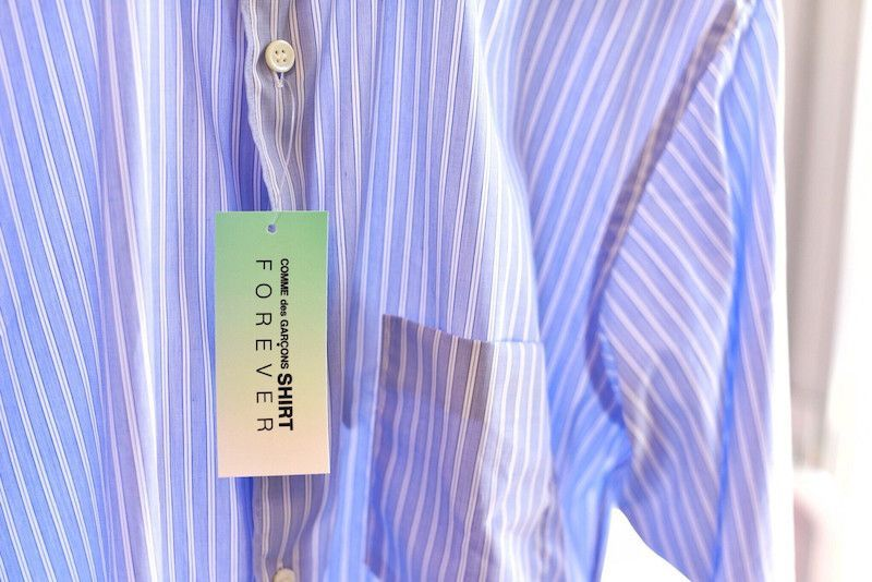 【 COMME des GARCONS SHIRT 】/ 2018AW Collection startの写真