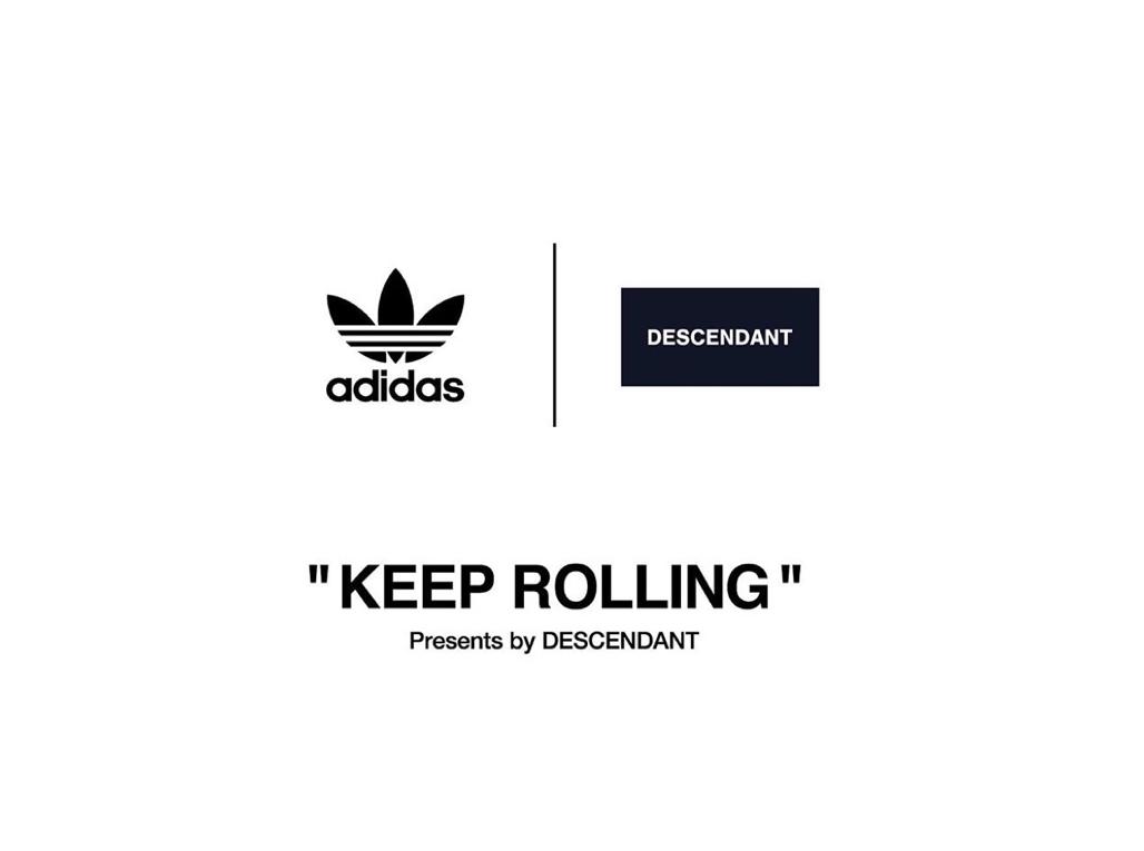 DESCENDANT x adidas Originals (2019.11.1)の写真