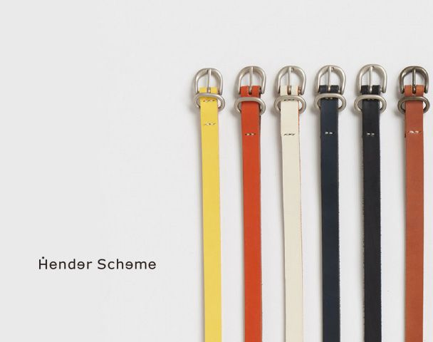 Hender Scheme  / 新作アイテム入荷