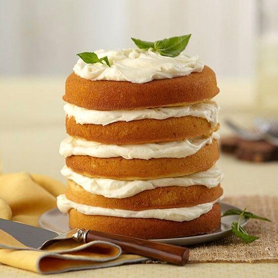 「今が旬!レモンを使ったクリームの作りかた」の写真
