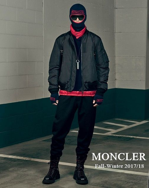 MONCLER 2017/18 Fall-Winter Collectionの写真