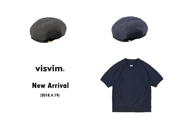 visvim New Arrival (2018.4.19)の写真