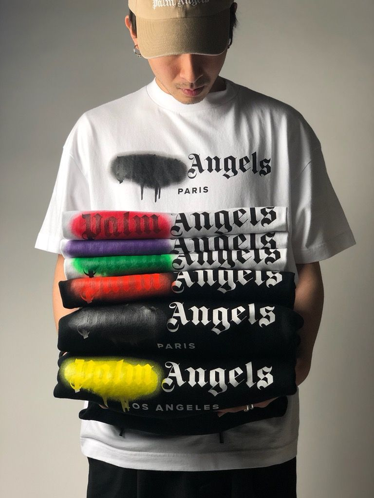 PALM ANGELS - World city series の写真