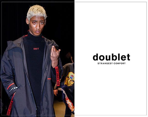 doublet / 17AW COLLECTION START!!!の写真