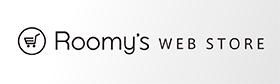 Roomy's WEB STORE