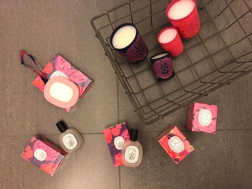 Diptyque Rose Collectionの写真