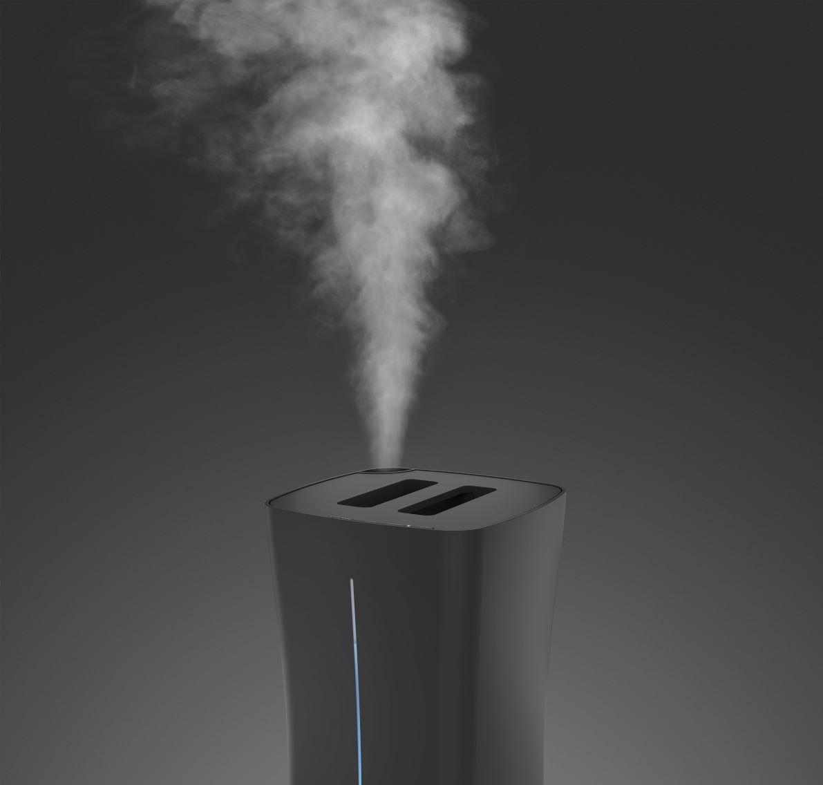 「床上140cmまでミストがのぼる!NEWモデル加湿器Eva(エヴァ) 2.0徹底解説」の写真