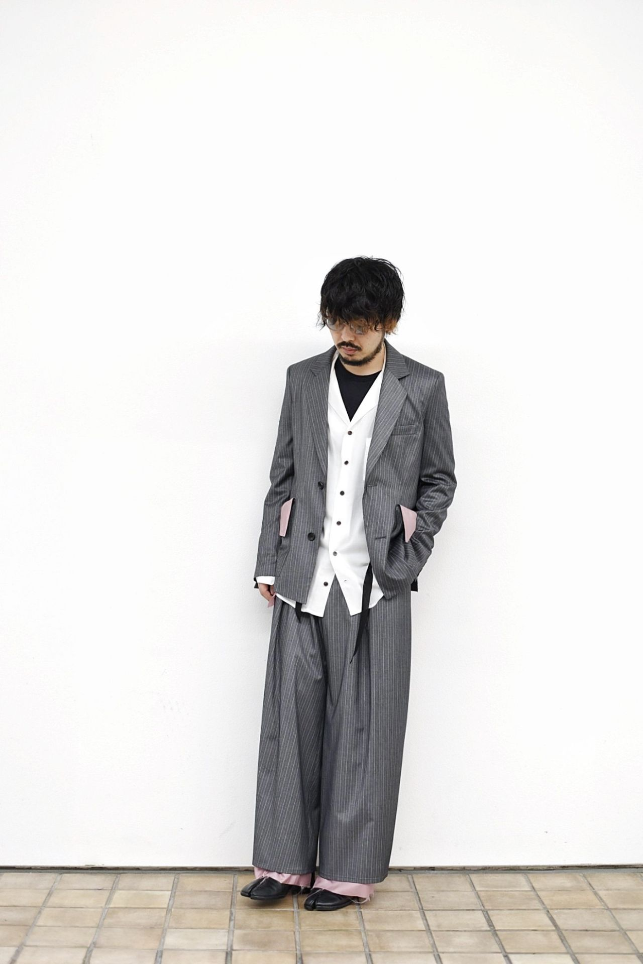 sulvam 2021SS Style sample vol.1 - stripe -の写真