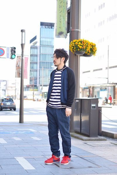 【JYUNYA WATANABE COMME des GARCONS MAN 】/ Stylingの写真