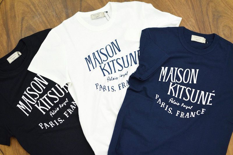 【 MAISON KITSUNE 】/ Tee & WINDBREAKER and more...の写真