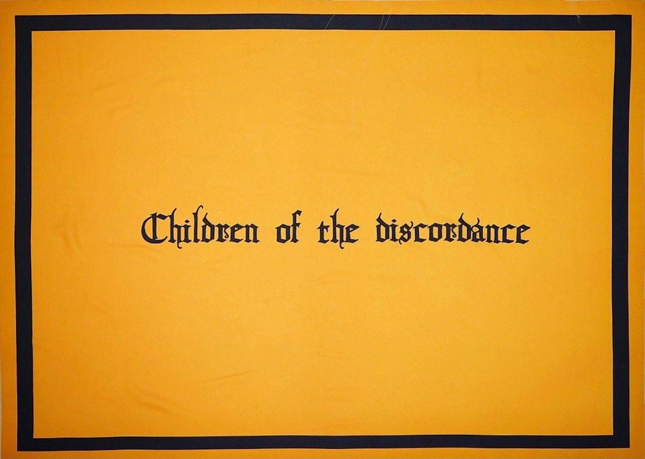 Children of the discordance  2021 Spring / Summer POP UP STOREの写真