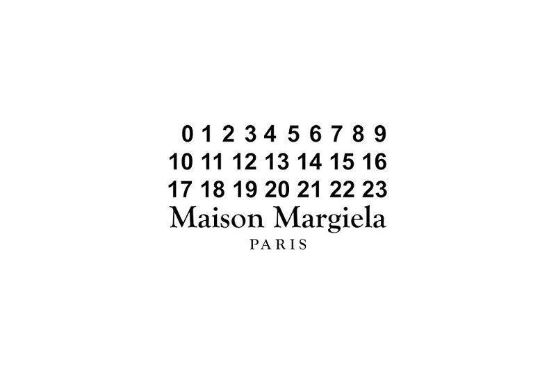 Maison Margiela 2017AWの写真