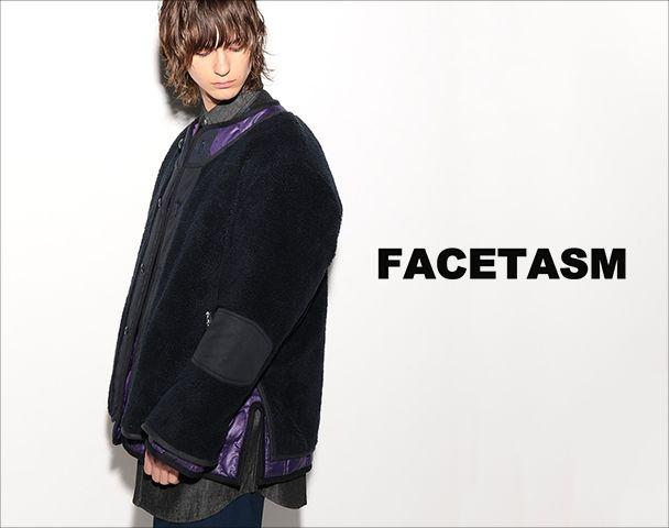 FACETASM/新作アイテム入荷