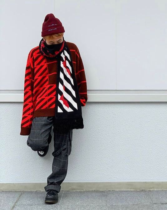 OFF-WHITE 19AW recommend stylingの写真