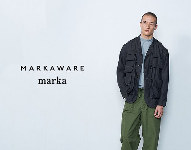 marka / 新作アイテム入荷