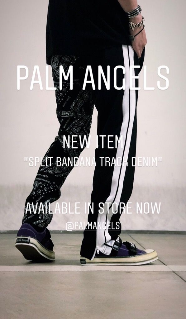 PALM ANGELS 2019 AW PRE COLLECTION の写真