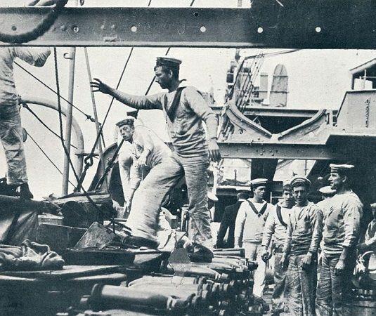 船乗りの命を守るアイテムの写真