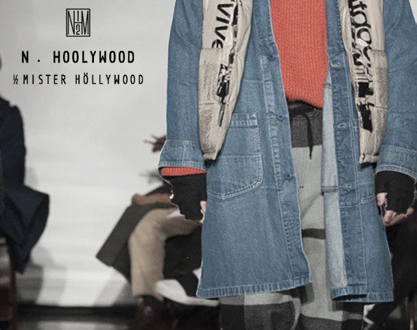 N.HOOLYWOOD / 新作アイテム入荷