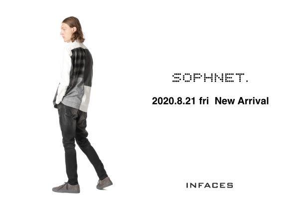 SOPHNET. 2020.8.21 fri  New Arrivalの写真