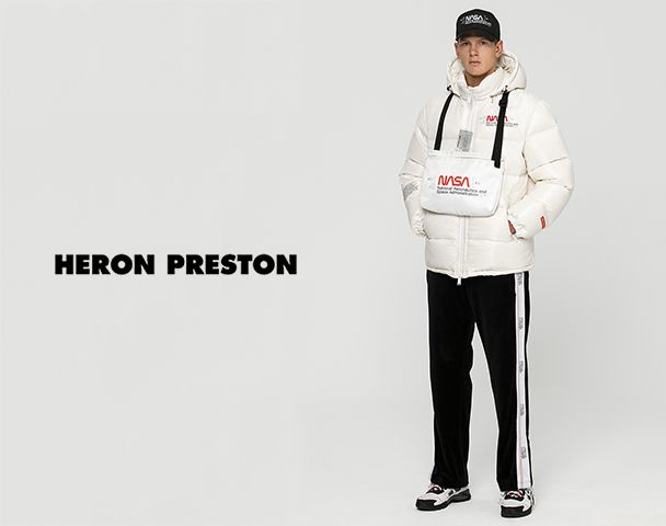 "HERON PRESTON / 新作アイテム入荷 ""TRACKPANTS TAPE(HMCF9-081)""and moreの写真"