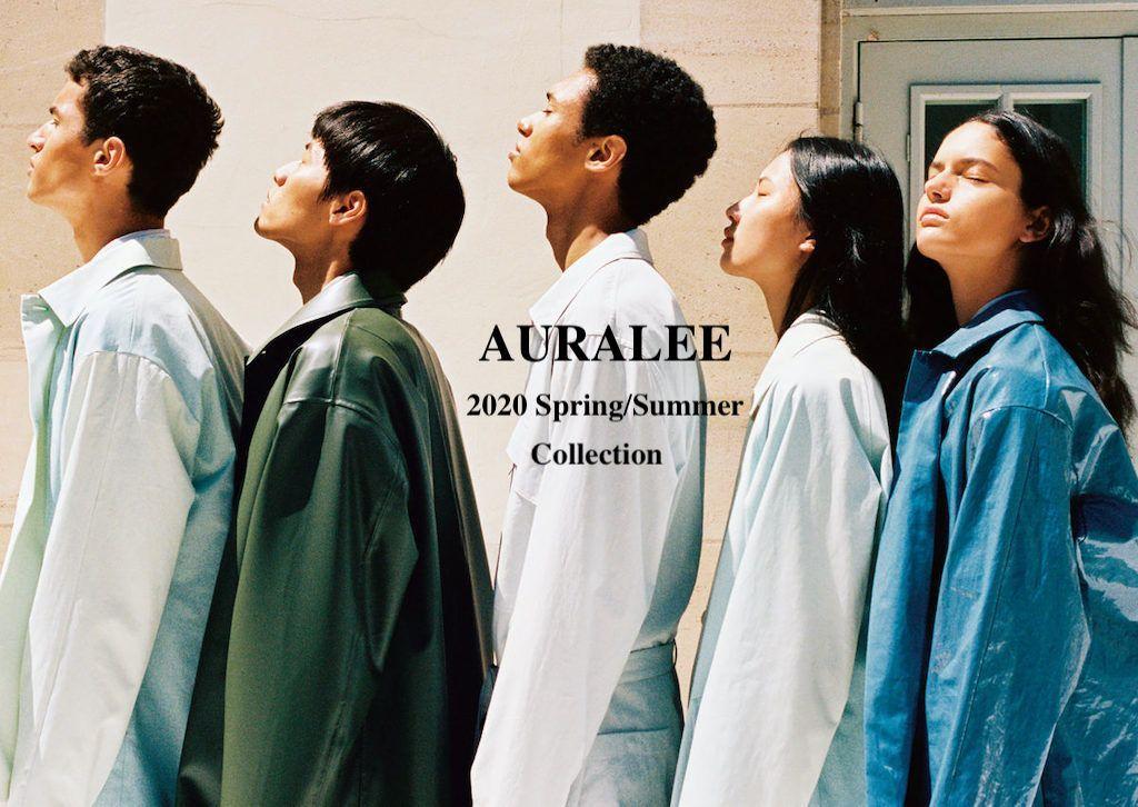AURALEE 2020 Spring/Summer Collectionの写真