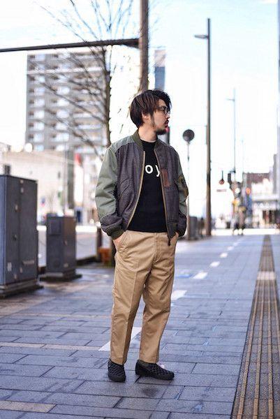 【 JUNYA WATANABE MAN 】/ coordinateの写真