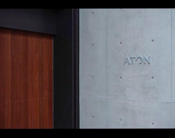 "ATON / 新作アイテム入荷 ""FRESCA_KANOKO GATHERD DRESS""の写真"