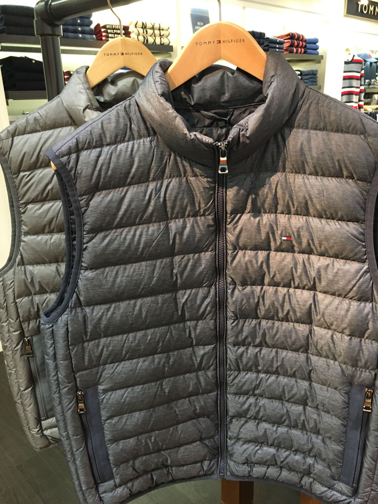 0e26ec99250 《LW HEATHER DOWN VEST》