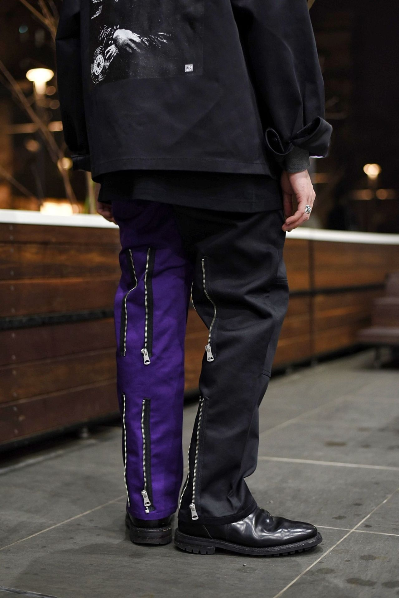 KIDILL / Bontage pantsの写真