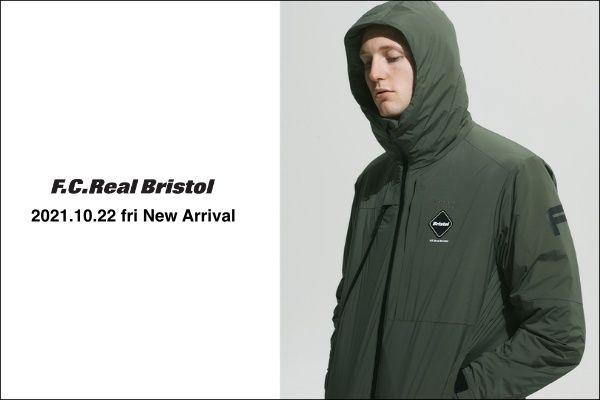F.C.Real Bristol 2021.10.22 fri  New Arrivalの写真