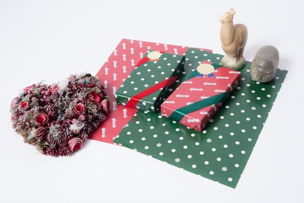 glamb Wrapping serviceの写真