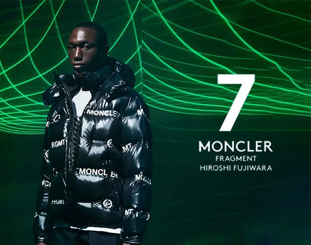 """7 Moncler Fragment / 新作アイテム入荷 """"MAYCONNE GIUBBOTTO""""and moreの写真"""