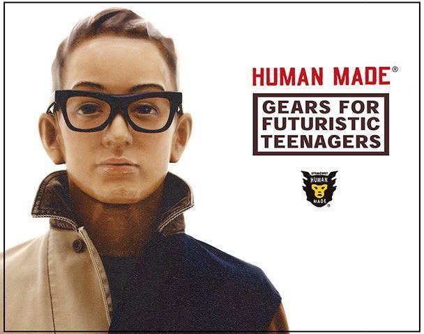 HUMAN MADE / 新着アイテム入荷