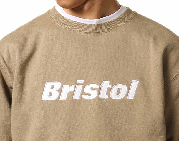"F.C.Real Bristol  / 新作アイテム入荷 ""AUTHENTIC LOGO CREW NECK SWEAT""and moreの写真"