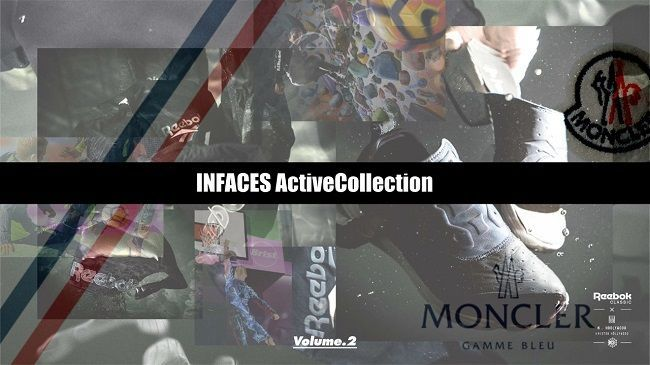 INFACES Active Collection vol.1の写真