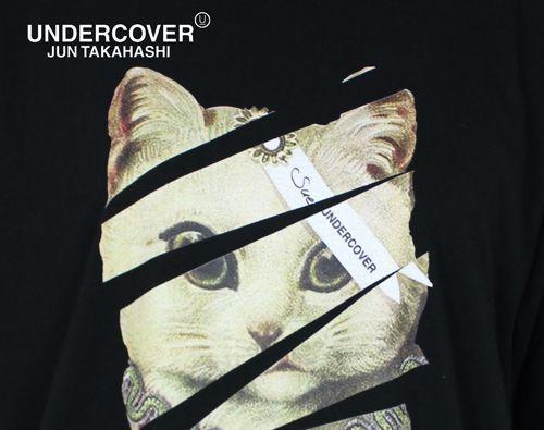 """UNDERCOVER  / 新作アイテム入荷 """"TEE CAT""""の写真"""