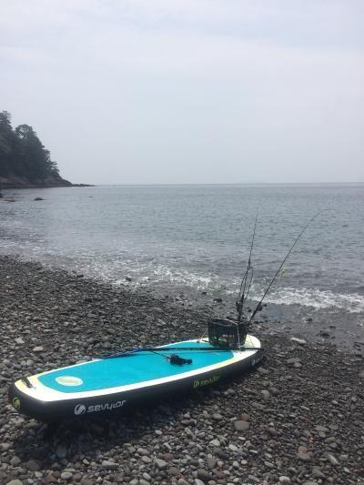 サップ釣り