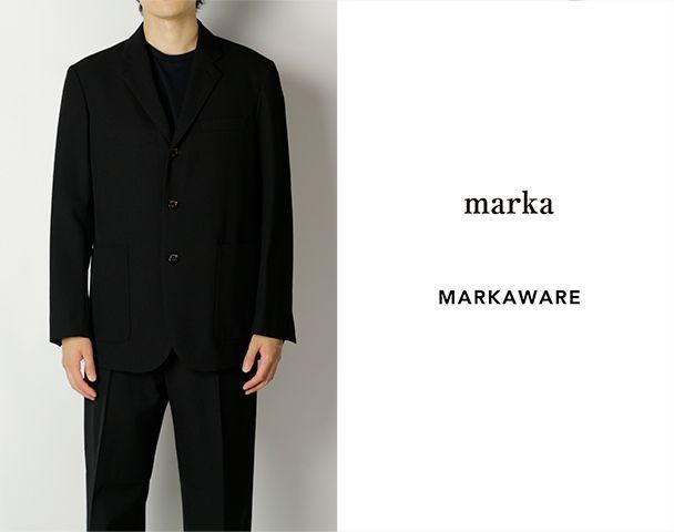 "marka / MARKAWARE / 新作アイテム入荷 ""SUCK COAT""and moreの写真"