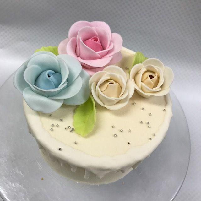 「11月『チョコレートローズケーキ』レッスンご案内」の写真
