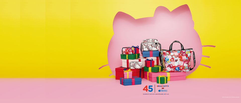 HELLO KITTY×LeSportsac