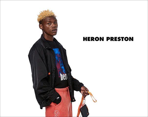 HERON PRESTON / 新作アイテム入荷