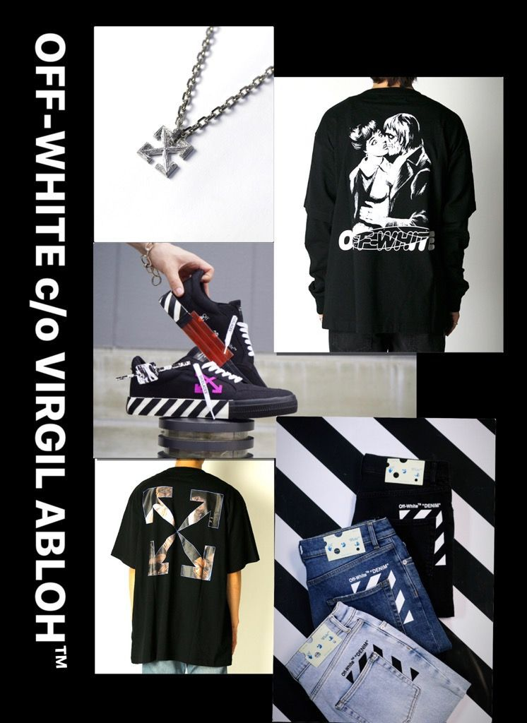 OFF-WHITE™️ 20aw pre collectionの写真