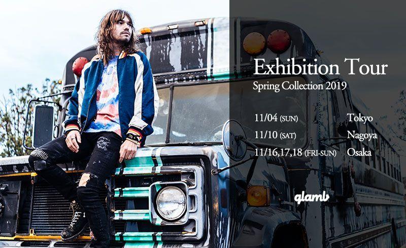 【glamb / LAYMEE 2019 春コレクションのご案内 】の写真