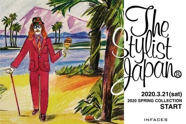 The Stylist Japan 2020 SPRING COLLECTION 3.21 sat STARTの写真