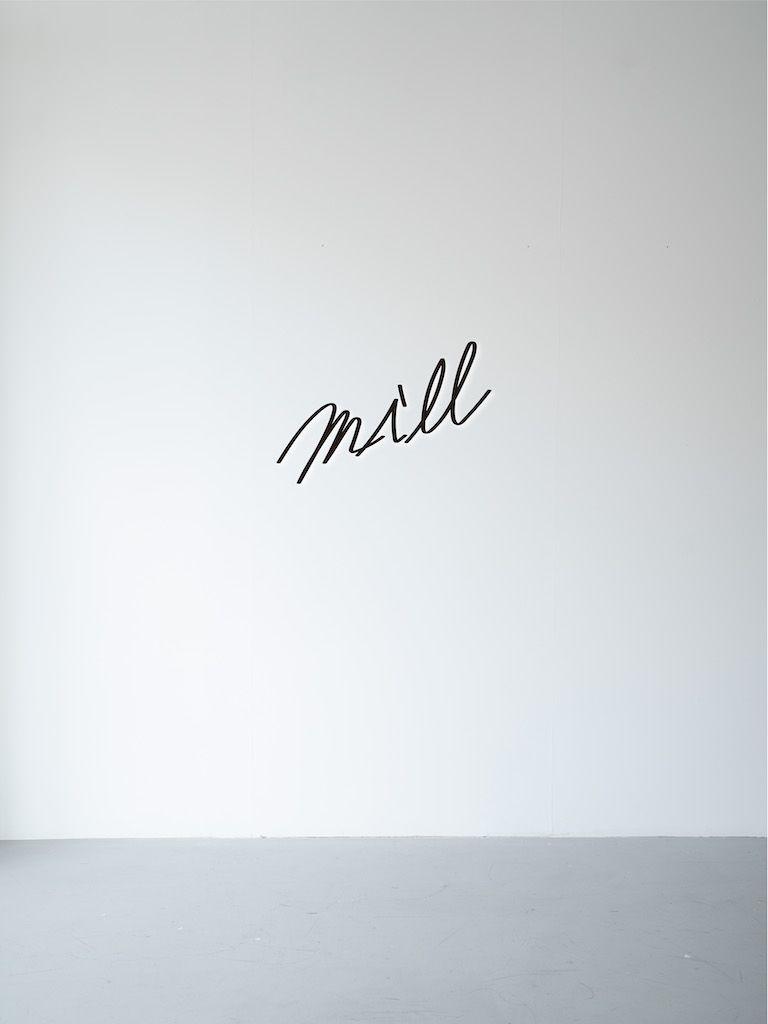 mill 2021 Autumn / Winter Pre Order のお知らせの写真