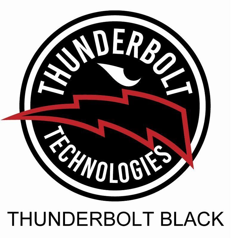 サンダーボルト テクノロジー「ブラック」