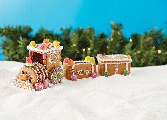 「クリスマスパーティに♪Gingerbread House Kit販売追加です★」の写真